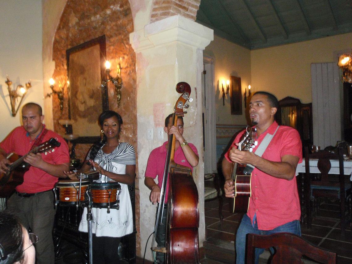 """The """"Cuarteto Isea"""" group // Cuba"""
