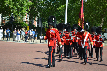 Traveler photo of Changing of the Guards Ceremony, London, England