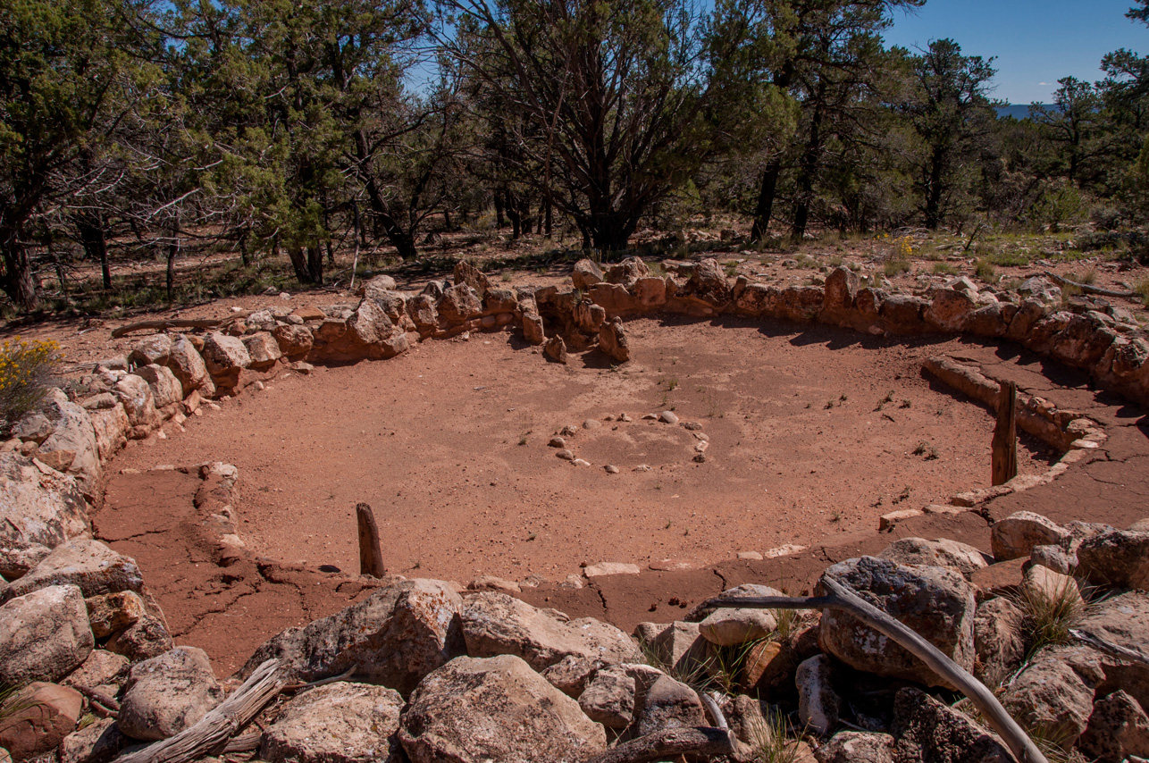Grand Canyon National Park Tusayan Pueblo