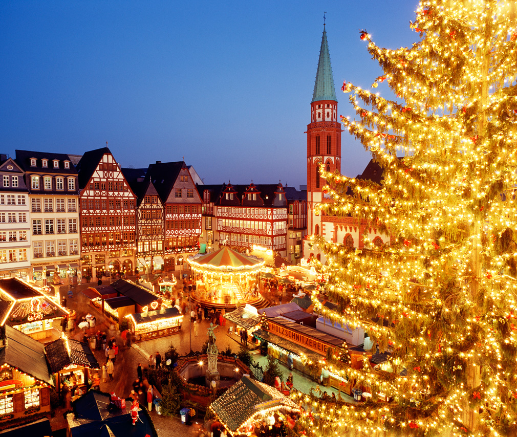 Frankfurt, Germany Christmas Market