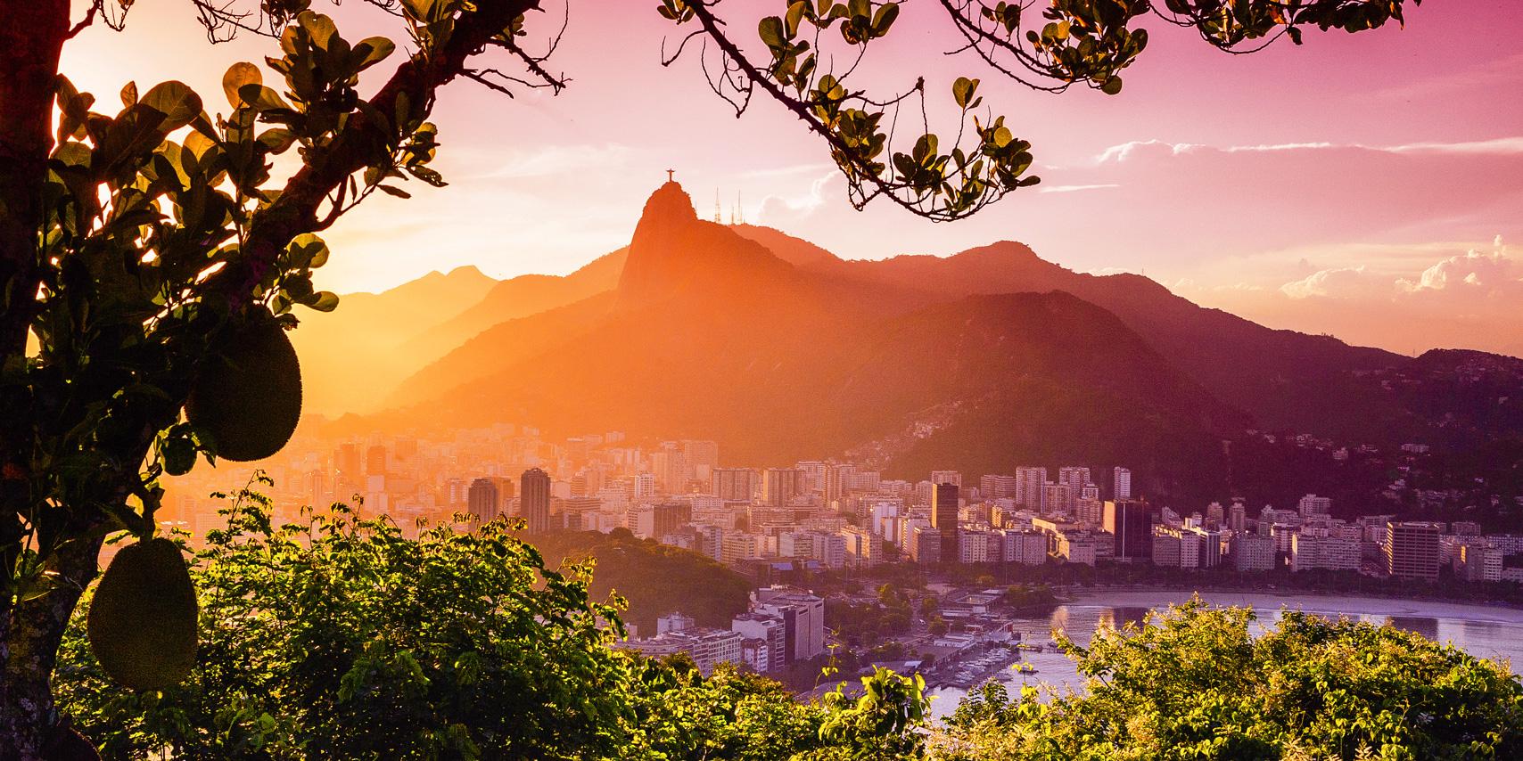 Rio de Janerio, Brazil Corcovado_Christ the Redeemer