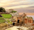 Greek Roman Amphitheater, Taormina